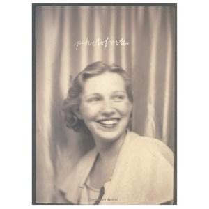 Photobooth book Babette Hines