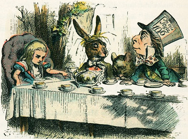 Alice @ the Tea Party