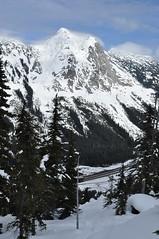 Needle Peak, 7 Feb 2010