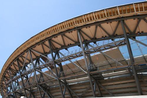 London 2012 - Velodrome detail.