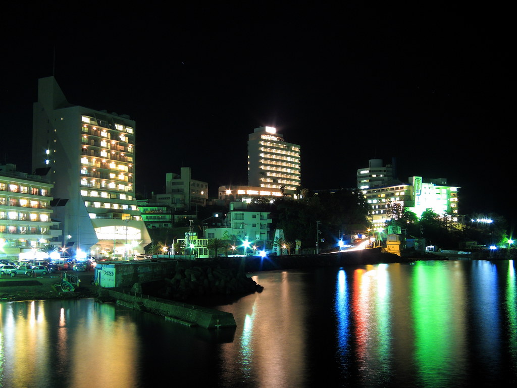 Night Colors of Shirahama