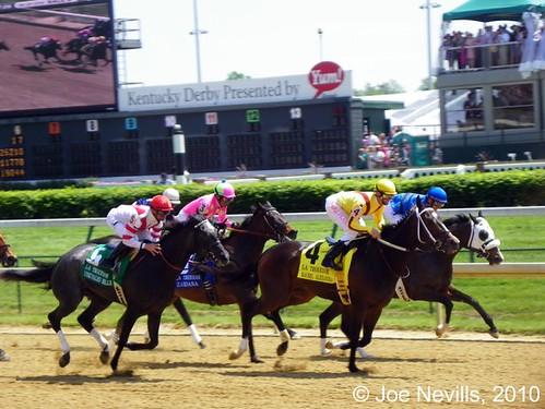 CD 4-30 Race 6 Rachel Alexandra - Calvin Borel