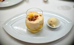 6th Course: Mango Delice