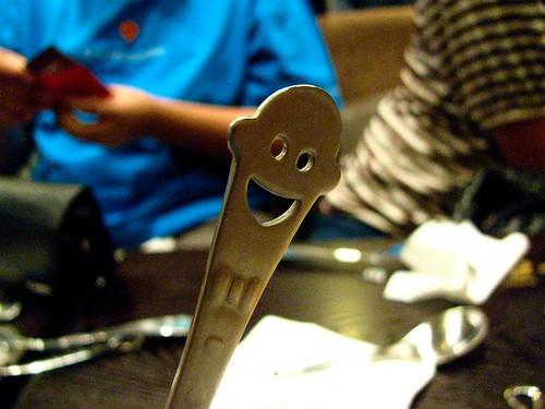 Happy Spoon at Caffe Ti Amo