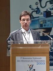 Bernard Haurie, La Poste