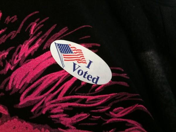 I voted.