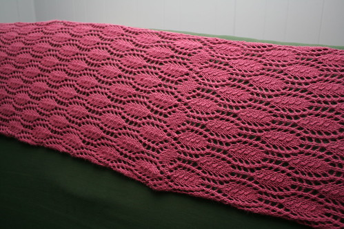 Hardenburgia Shawl - Center