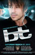 BT at Club Firestone