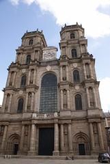 Rennes - Cathédrale St-Pierre