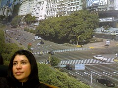 Esther in Buenos Aires