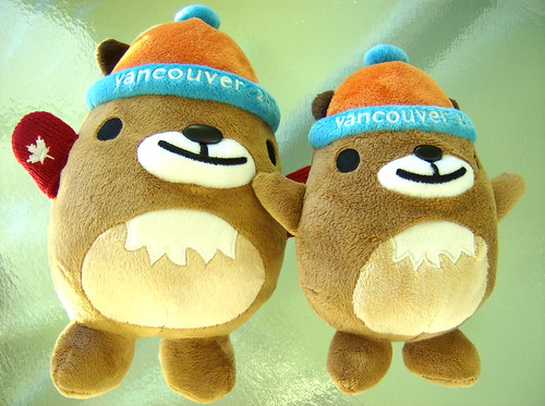 2010 VANCOUVER WINTER OLYMPICS | THE LOOK OF THE GAMES :: MASCOTS ::: MUKMUK 4