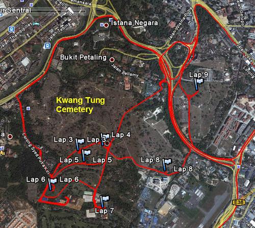 Cheng Beng 2010 - Kwang Tung Cemetery
