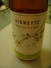 Home - Vignette Wine Country Soda Rose