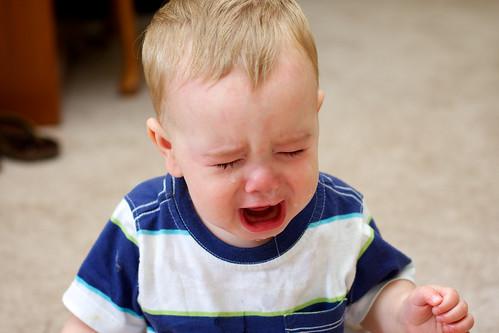 Teething = Crying