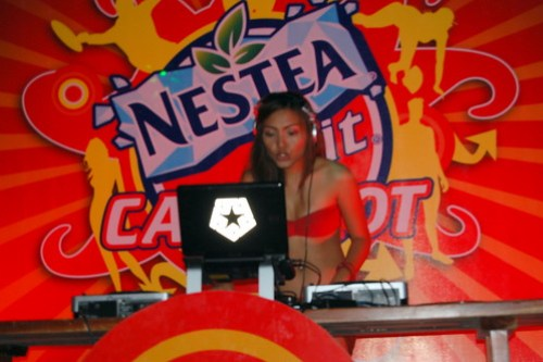 Nestea Fit Camp Boracay Day 1 Dinner Party (6)