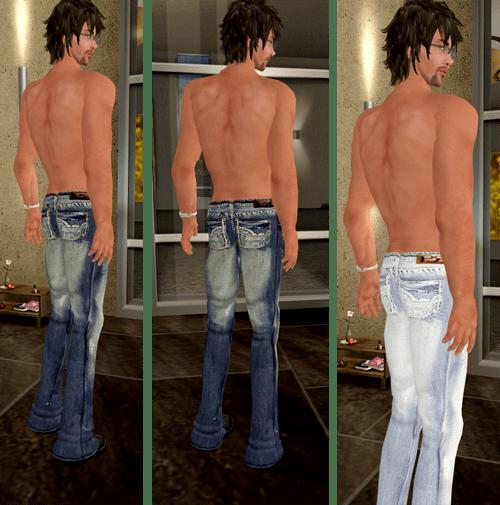 Phoenix Jeans for men