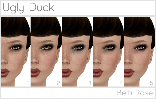 Ugly Duck: Beth - Rose