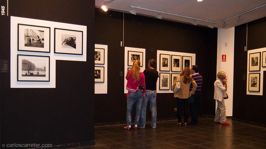 Exposición Doisneau - Caja Madrid