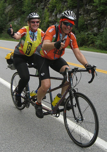 Hazon 2006 ride