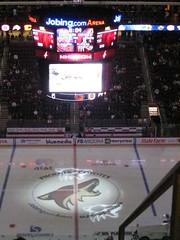 New York Islanders vs. Phoenix Coyotes - January 9, 2010