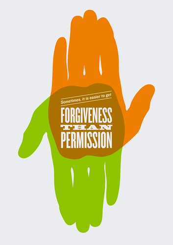 Forgiveness & Permission by andymangold, on Flickr