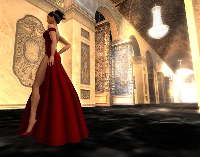 Victoria Scarlet 01