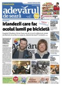 Romanian Paper, Adevarul - Front Cover