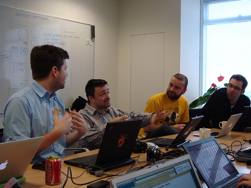 GNOME UX Hackfest Friday