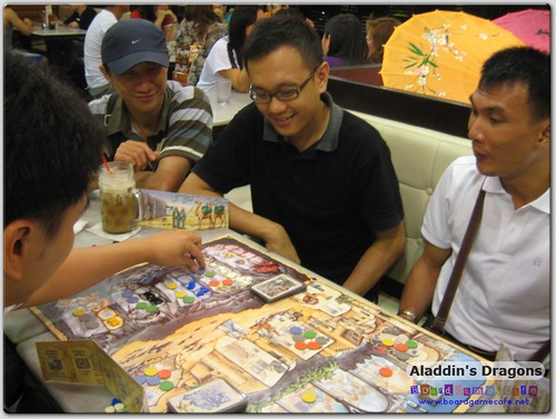 BGC Meetup - Aladdin's Dragons