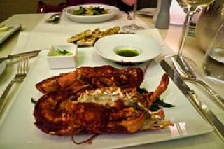 Lobster tandoori