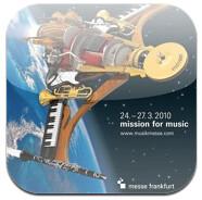 Musikmesse 2010 iPhone App