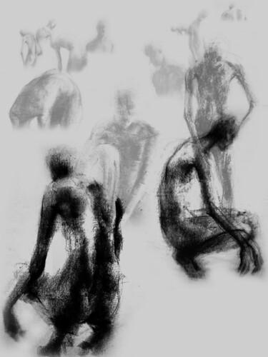 Digital compositional Sketch