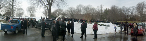 20100224 - Dirk Smiler's funeral - 0 - panorama - GEDC1601 - I count about 187 in thic pic, but this still wasn't everybody