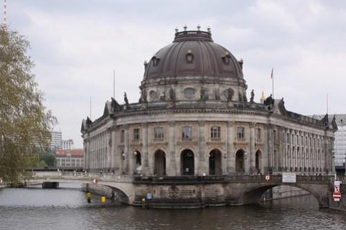 Isla de los Museos. Berlín