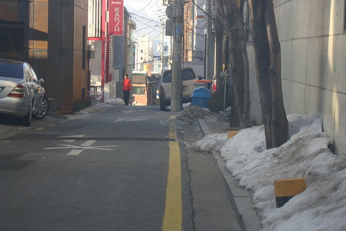 Seoul VI snow