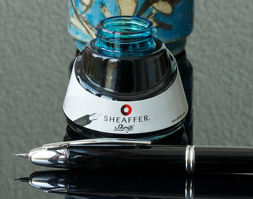 Sheaffer 'Skrip' Turqoise