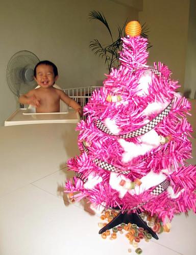 Christmas tree- Asher 2