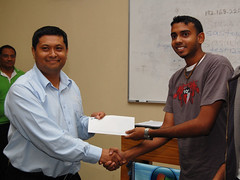 "UWI students win Teleios ""Code Jam"""