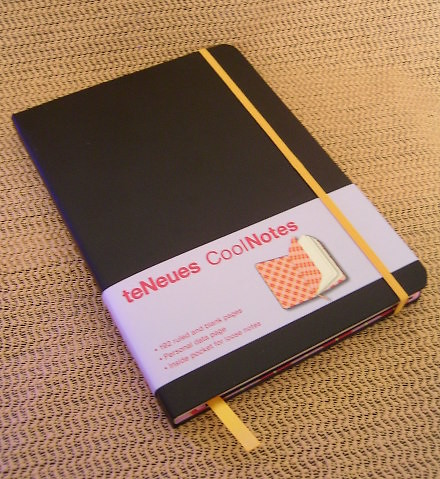 teNeues CoolNotes Journal
