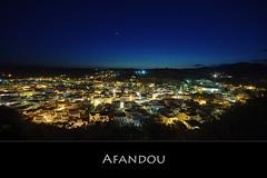 Afandou - by Night