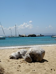 Lavezzi - plage