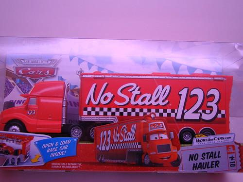 CARS NO STALL HAULER