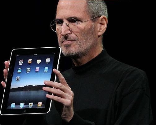 Steve Jobs / iPad
