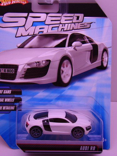 hws speed machines Audi R8