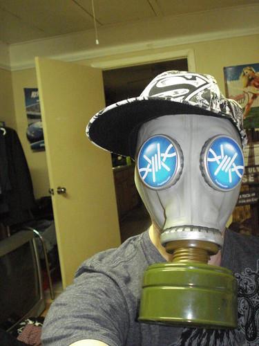 FrostWire Gas Mask