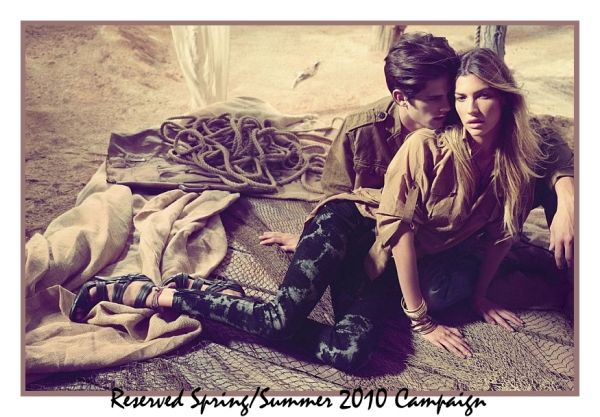 Reserved Spring-Summer 2010 Campaign 1
