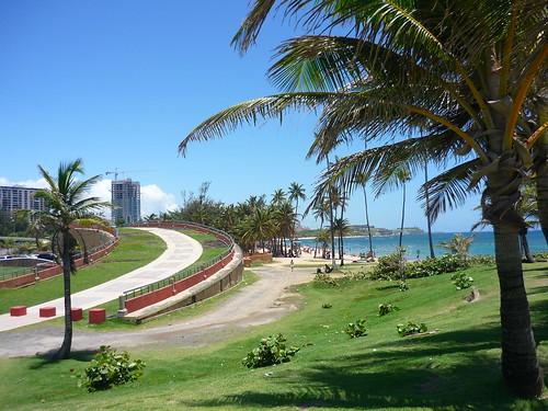 Punta Escambrón, San Juan