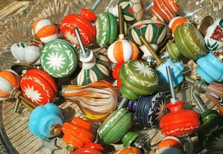 decorative knobs