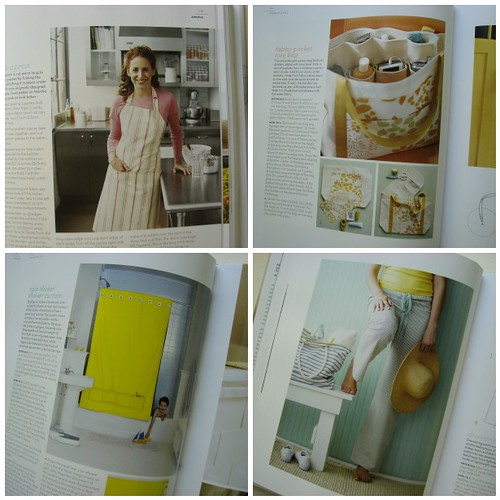 Martha's new sewing book