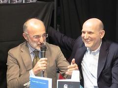 Giovanni Tesi e Marino Sinibaldi